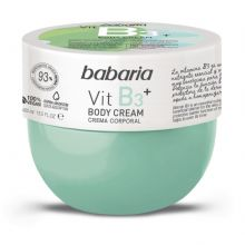 Babaria Vitamin B3+ Body Cream for Sensitive Skin 400ml